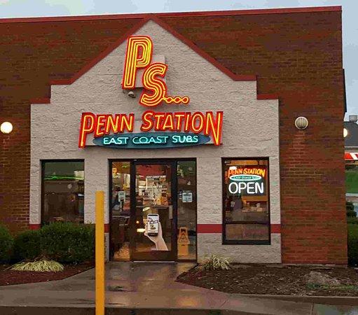 Penn Station Subs - 282 Richwood Road, Walton Ky