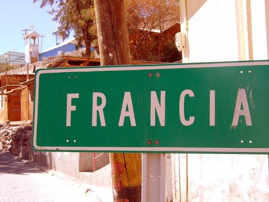 Pisagua, Chile: Nombre de una pequeña aldea en la Quebrada de Camiña.