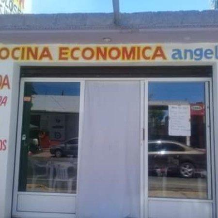 Tepojaco, Mexico: Cocina económica Angélica