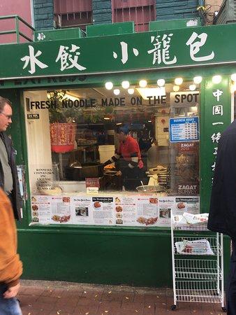Chinatown Express Restaurant: W sercu Chinatown....