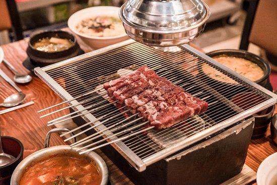 Very Food Korean Bbq And Halal For Muslim Travellers Review Of Yang Good Seoul South Korea Tripadvisor