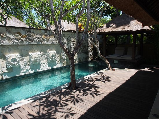 Private Pool And Sala Picture Of Amarterra Villas Bali Nusa Dua Mgallery Tripadvisor