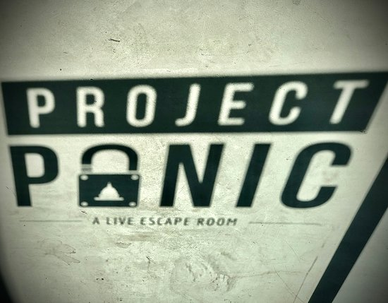 ‪Project Panic Escape Rooms‬