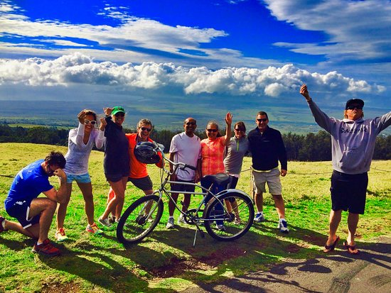 Paia, Hawái: Picture perfect day on Maui Easy Riders Downhill Bike Tour