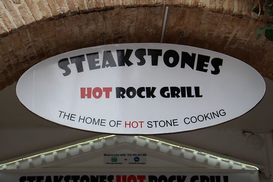 Villamartin, Spanien: Steakstones Restaurant