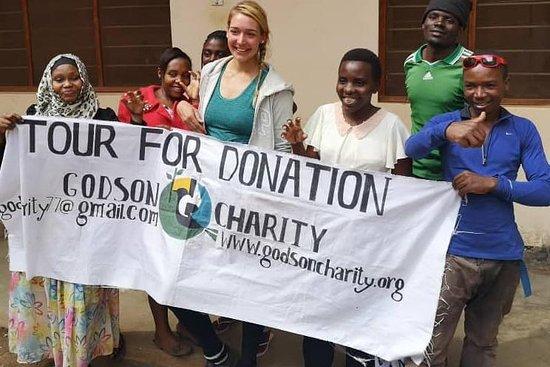 Kilimanjaro Climb For Charity