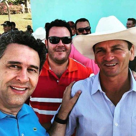 Sao Joao da Mata, MG: DR PAULO, CARLINHOS NEGRÃO E ENICELSO NA PEDRA DO NAVIO EM SÃO JOÃO DA MATA.