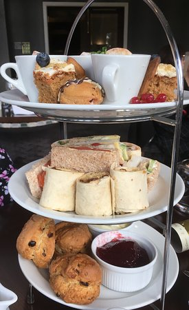 2018 Festive afternoon tea was the worse afternoon tea we've ever had