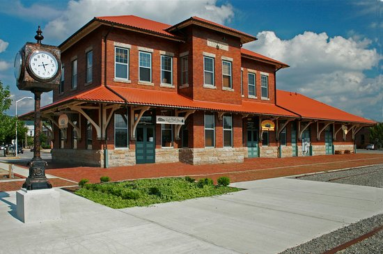 Elkins Depot Welcome Center CVB, Inc.