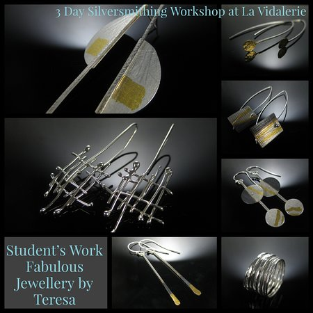 La Vidalerie Jewellery Making Holidays