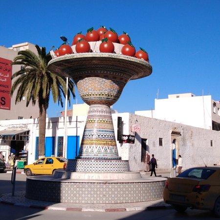 Вилайет Набуль, Тунис: Landmark in Nabeul