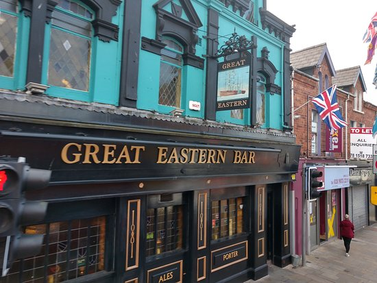 The Great Eastern Bar