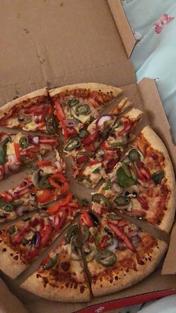 Dominos Pizza Crawley 7 Pound Hill Pde Restaurant