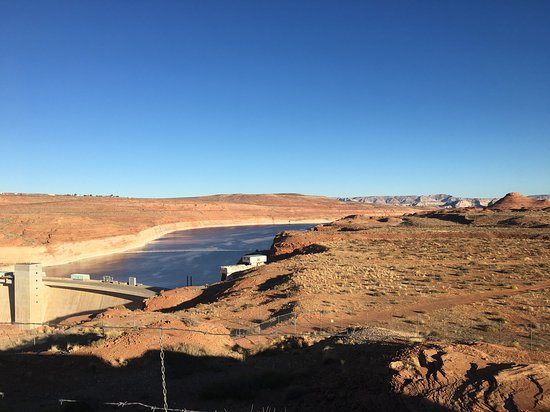 3-Day Las Vegas to Grand Canyon, Monument Valley, Antelope Canyon and Zion NP: Lake Powell