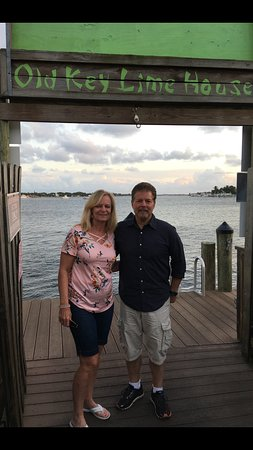 Waterfront dining and drinks