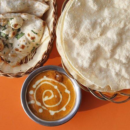 Authentic punjabi cuisine.