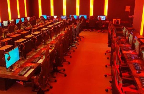 Rank 1 Gaming Lounge