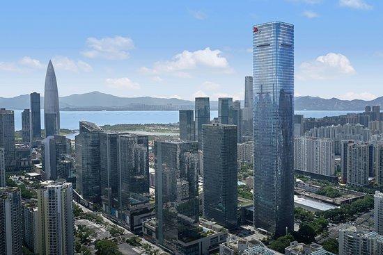 深圳中洲萬豪酒店