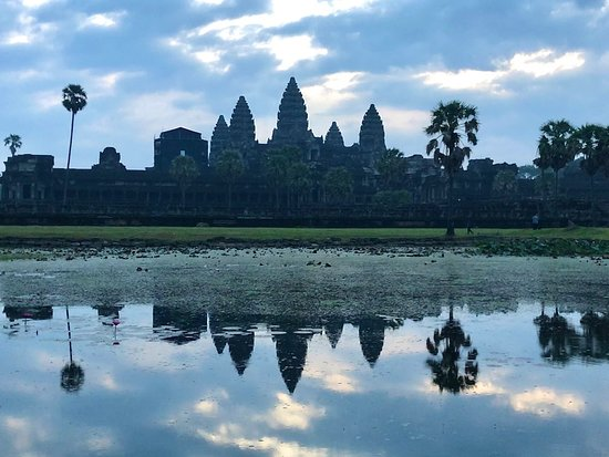 Priavate Amazing Sunrise with Small Angkor Complex Guided Tour Fotografie