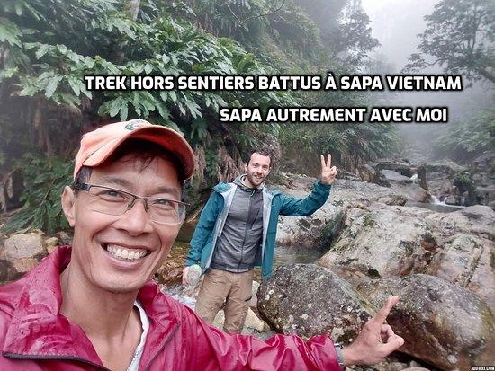 Guide Francophone Trek Sapa