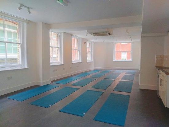 Brewer Street Yoga