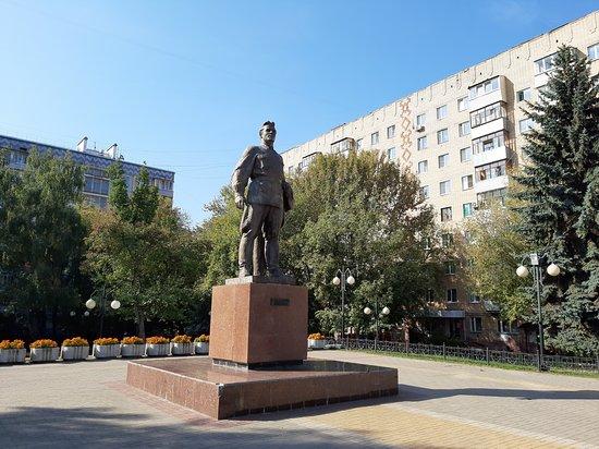 Monument to Kirov