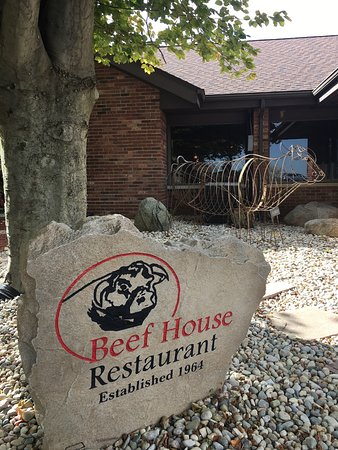 Covington, IN: Great stop for a big meal.