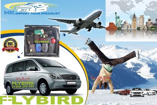 ‪Flybird Taxi Airport Transfers‬
