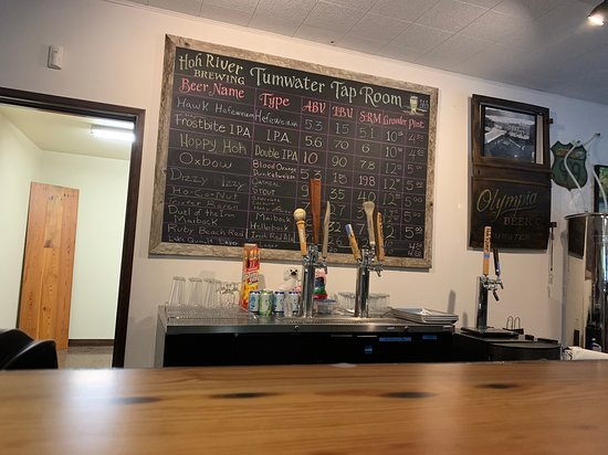 Hoh River Brewery