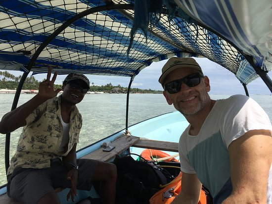 Kibwana Divers Zanzibar