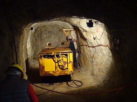 Amfissa, Greece: Lessons about Bauxite mining - Fokis Mining Park, Greece