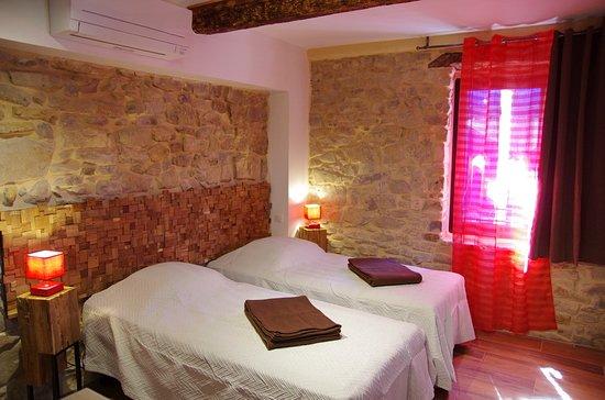 Saint-Jean-de-Crieulon, France: chambre Merlot