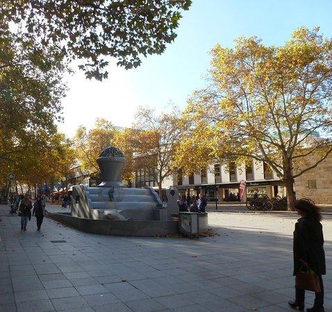 Europabrunnen