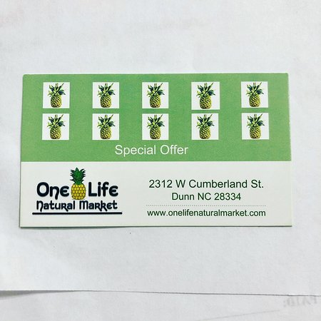 ‪One Life Natural Market‬