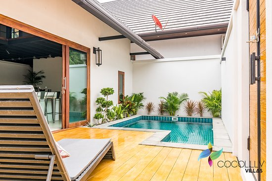 Coco Lilly: Plunge pool villa 1