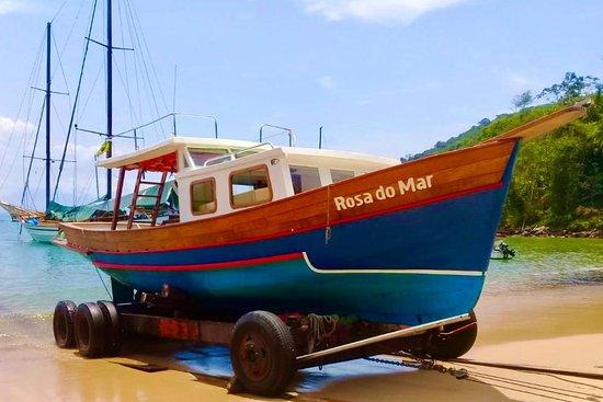 Barco Rosa do Mar