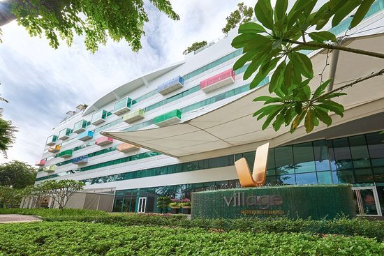 Extra service at spa - Review of Village Hotel Changi by Far
