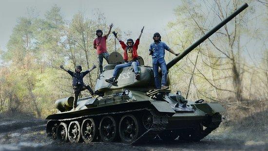 Kyiv Military Tours