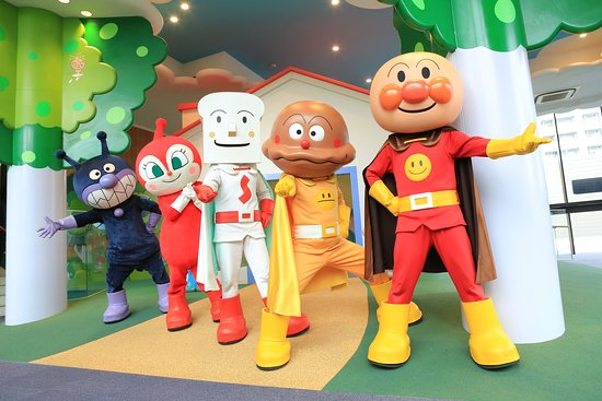 Sendai Anpanman Children's Museum & Mall