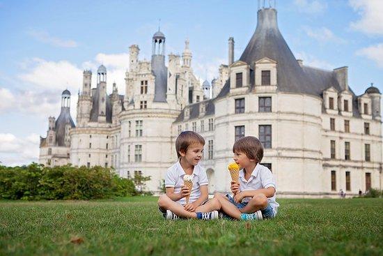 Excursion aux châteaux de la vallée de...