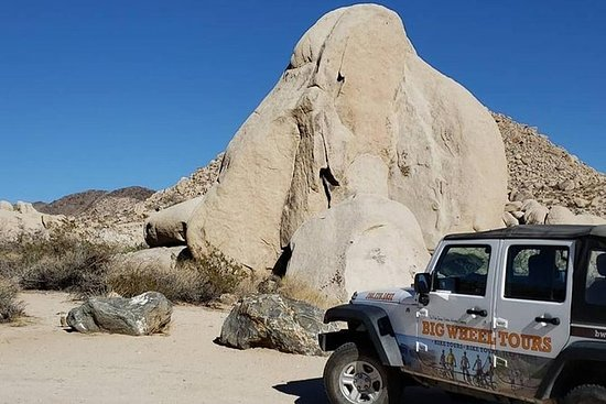Joshua Tree National Park Driving Tour
