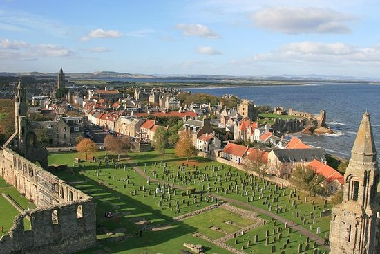 St. Andrews, Whiskey and the Kingdom of ...