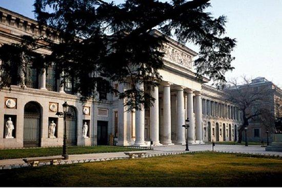 Madrid Museo del Prado toegangsbewijs