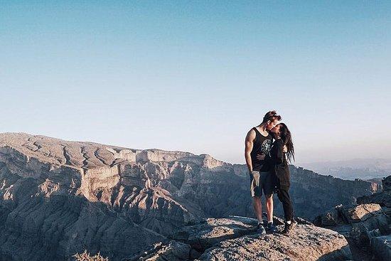 Jabl Shams og Nizwa for bryllupsreise