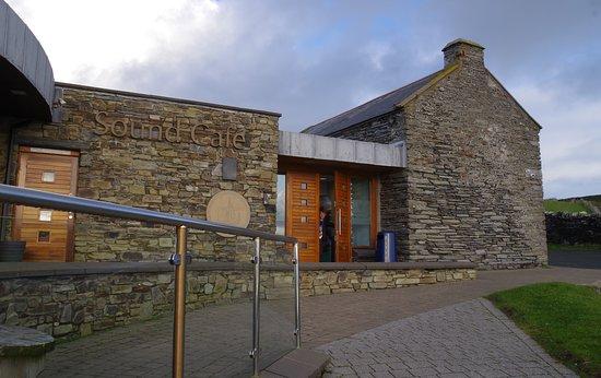 Cregneash, UK: The cafe