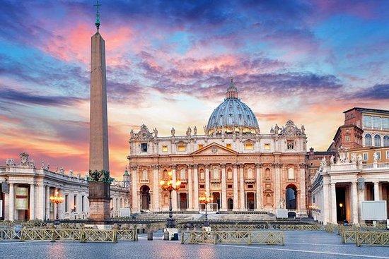 Roma 7 underverker: fra det sixtinske...