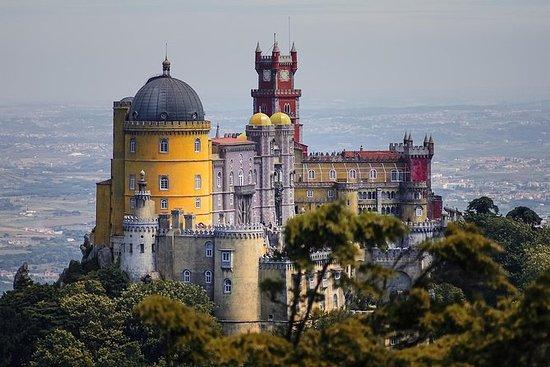 Viagem particular de um dia a Sintra e...