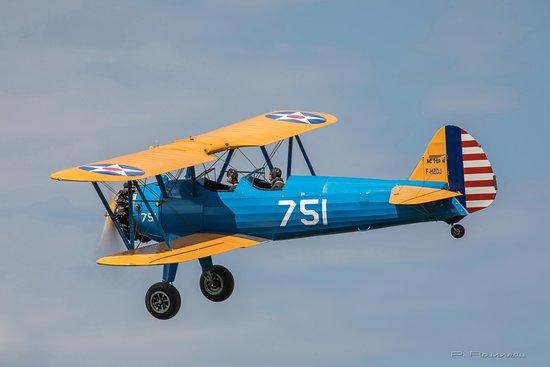 Volez dans un avion de la 2nde Guerre Mondiale !