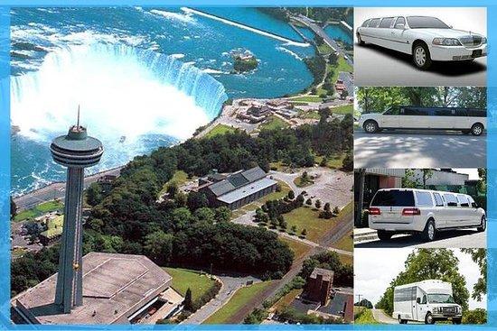 Limotour van Toronto naar Niagara