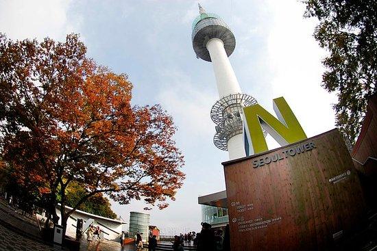 Hoppa över Line Seoul Tower Admission ...